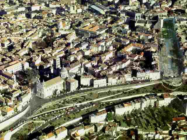 Aerial archaeology touristic 3 archeo57 - Office du tourisme angouleme ...